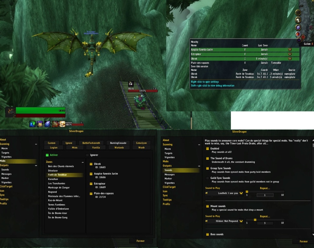 Tbc mouseover macro